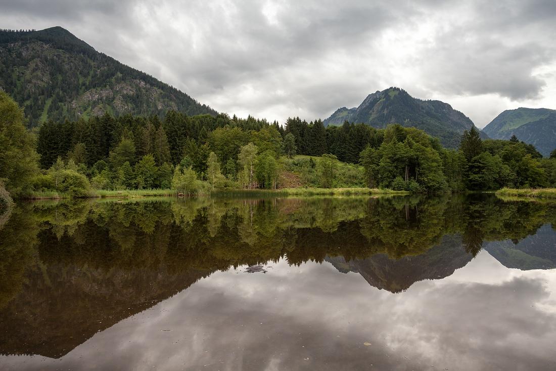 Moorsee Oberstdorf