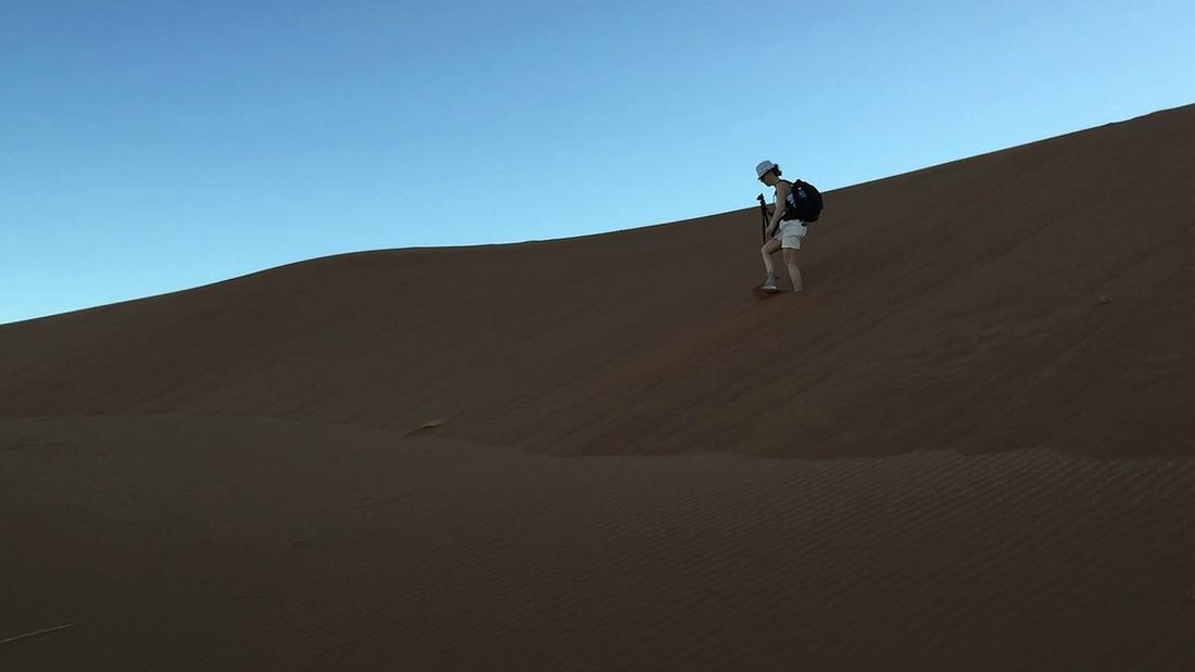 Dune km 17