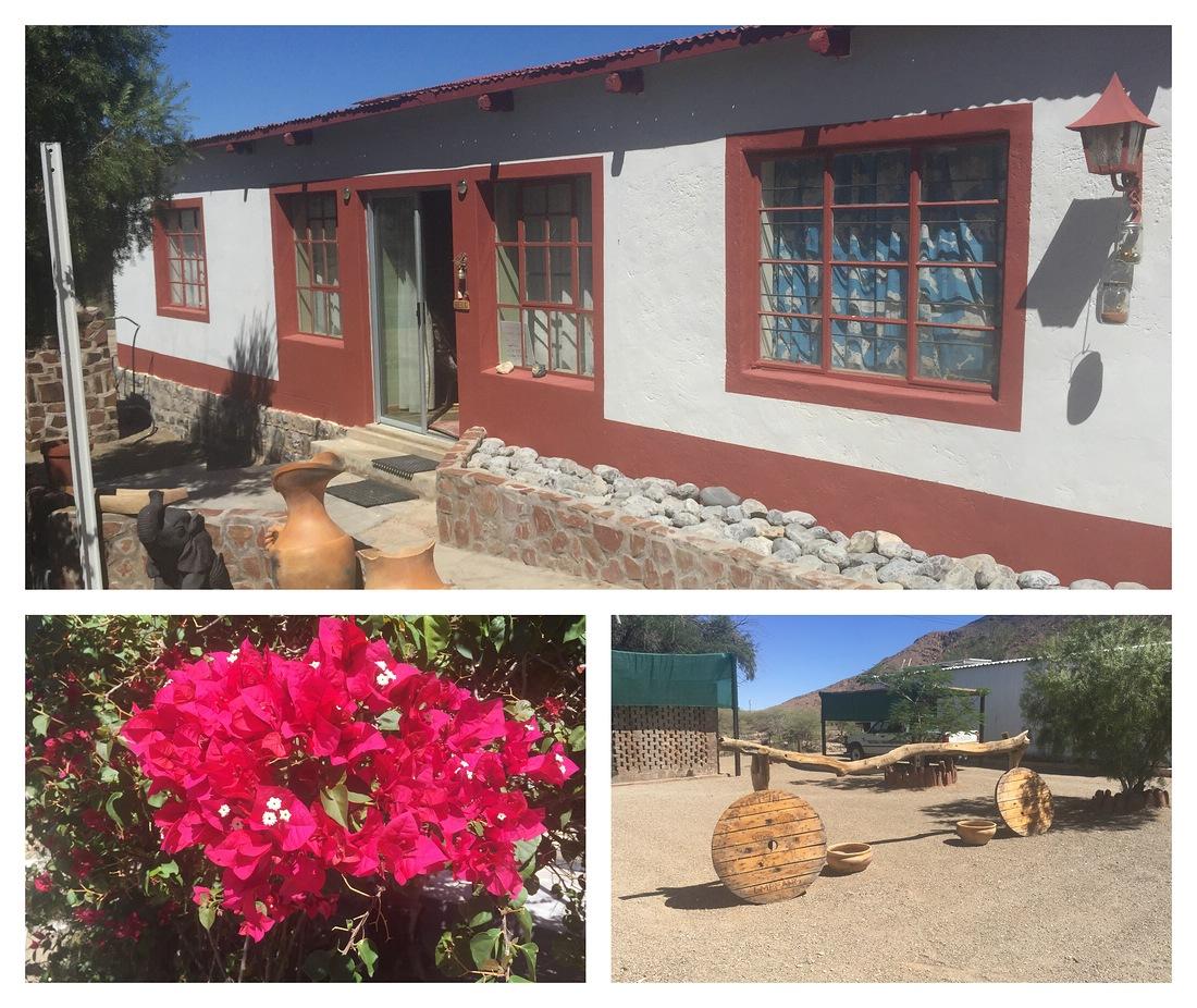 Farmhaus Hauchabfontein