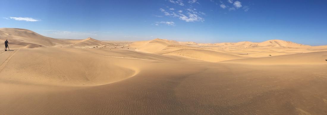 Dorob Nationalpark, Swakopmund, Namibia