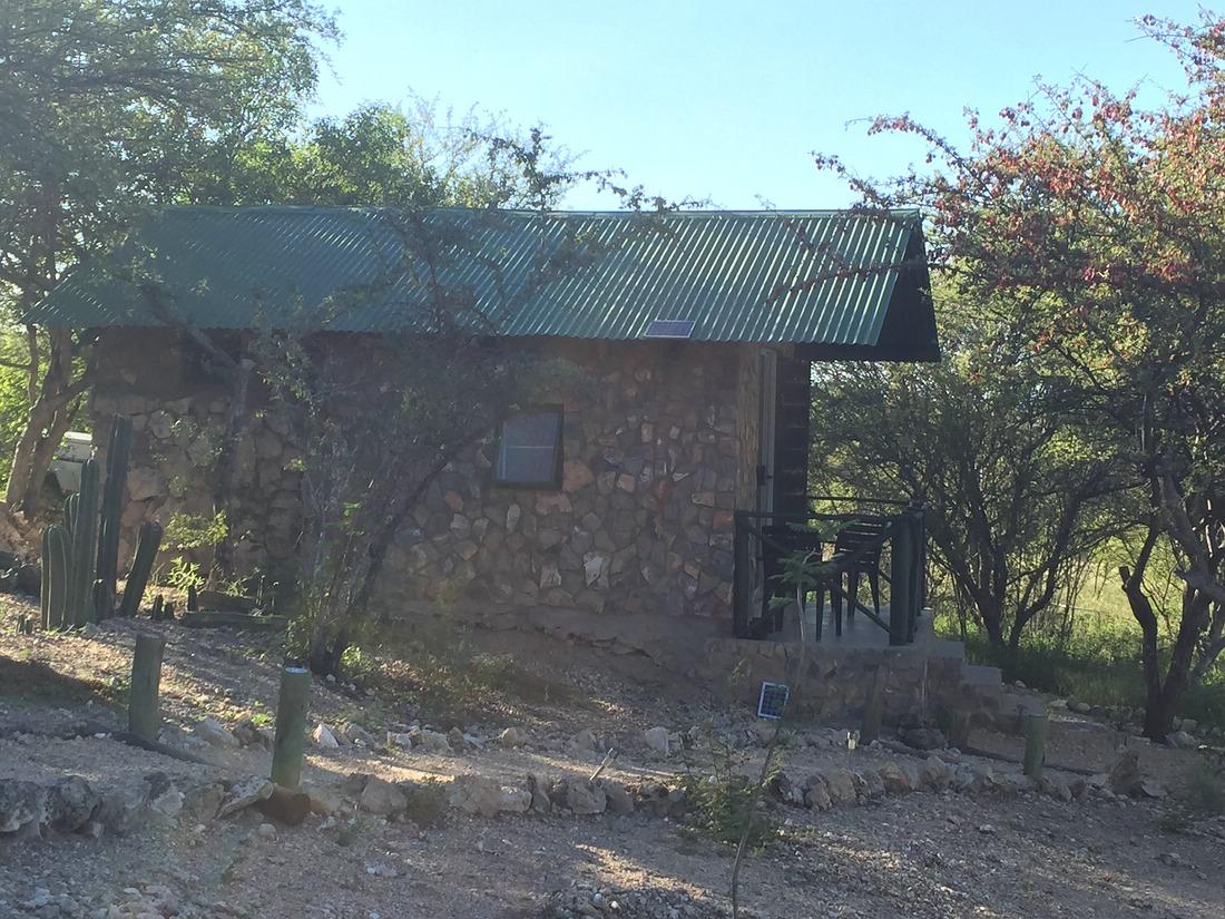 Sasa Safari Camp, Outjo, Namibia