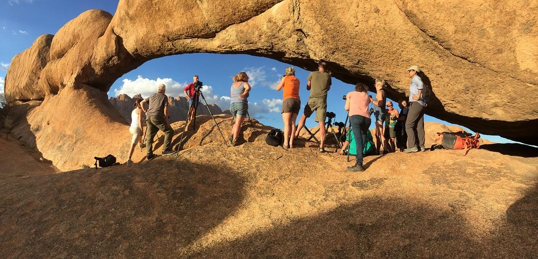 Spitzkoppe, Namibia, The Arche