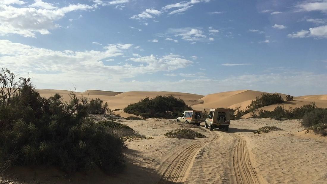 Living Desert Tour, Swakopmund