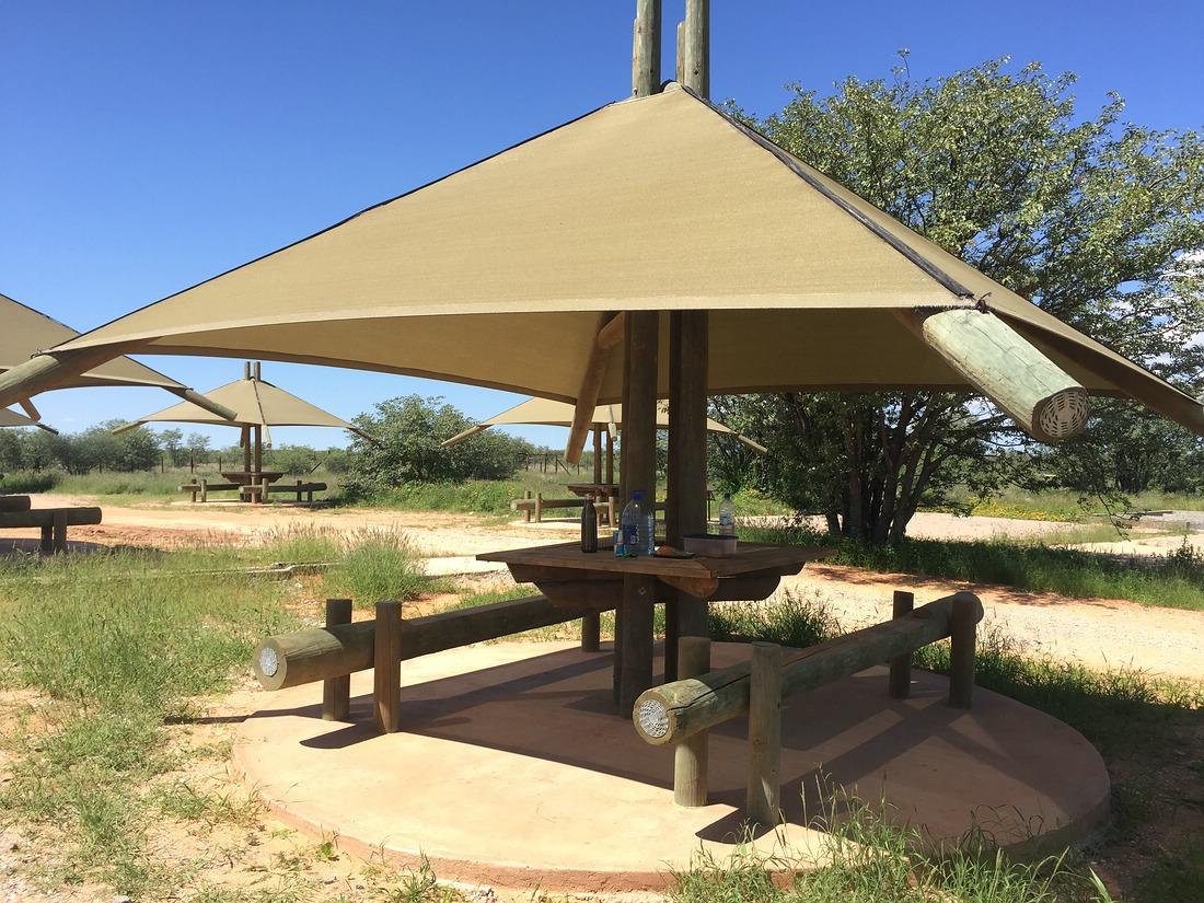 Olifantsrus Camp, Namibia, Etosha Nationalpark