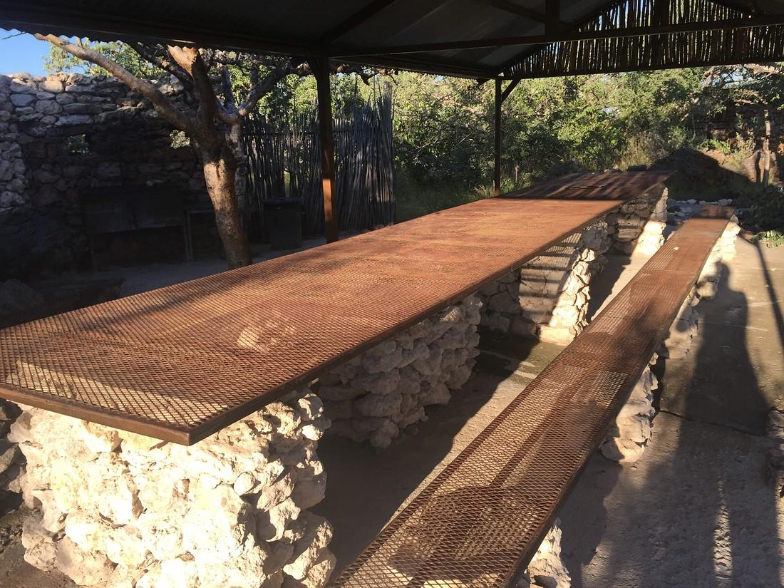 Etosha Village, Namibia, Etosha Nationalpark