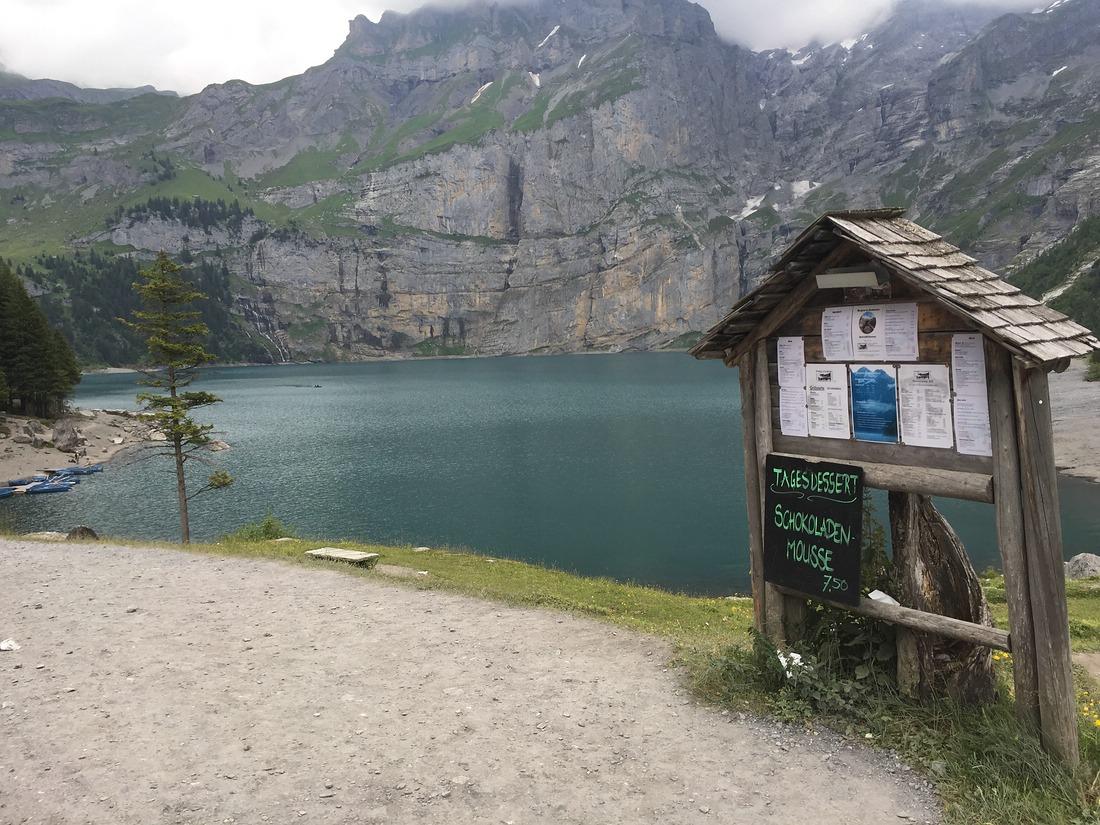 Aussicht Berggasthof