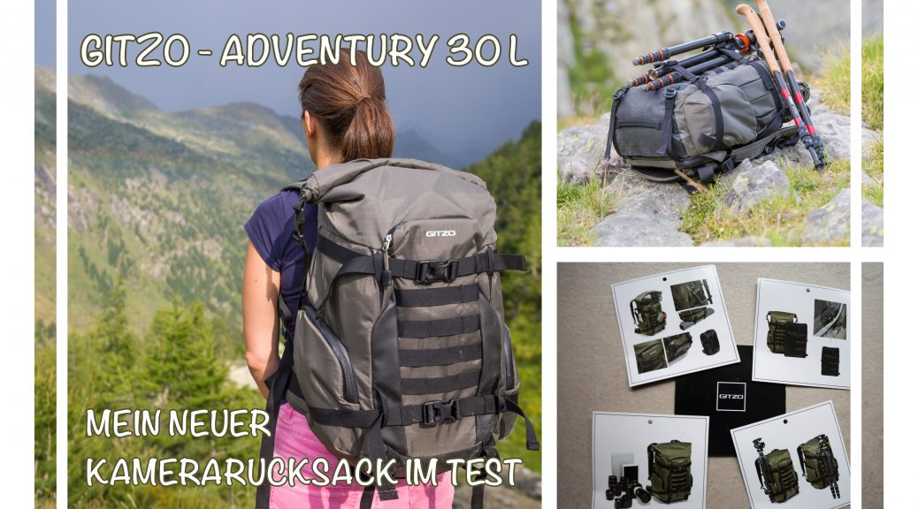 Gitzo, Adventury 30 L, Kamerarucksack