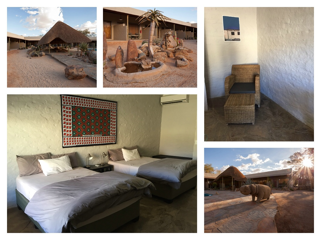 Namibia, Solitaire Country Lodge