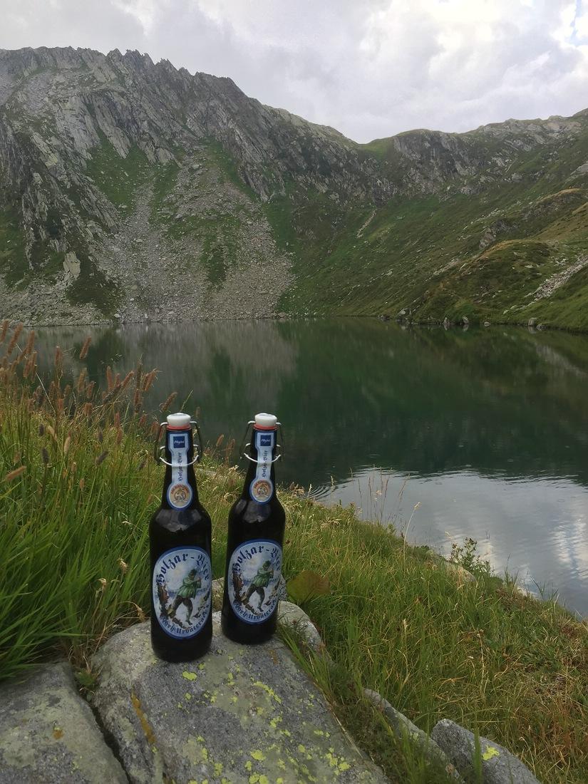Schweiz, Zelten