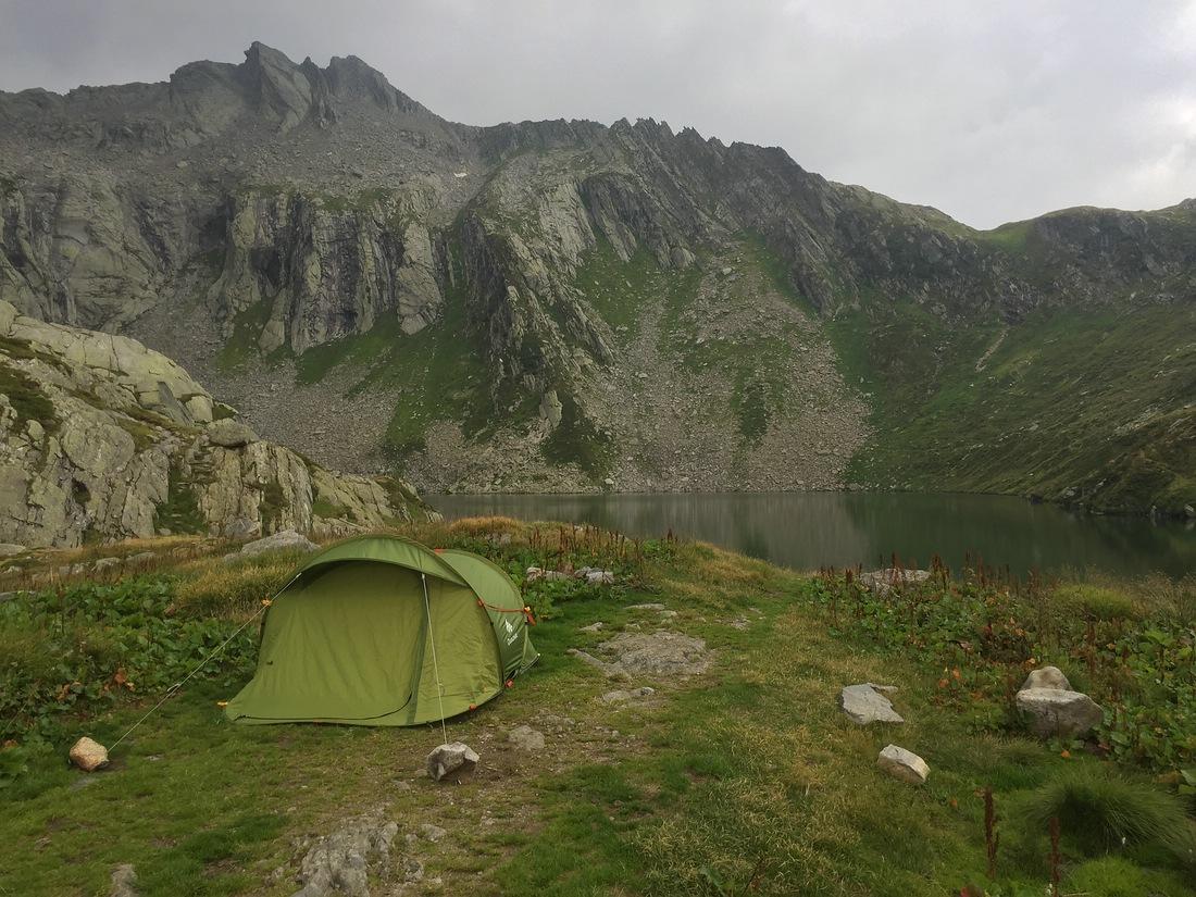 Tessin, Schweiz, Lago di Naret