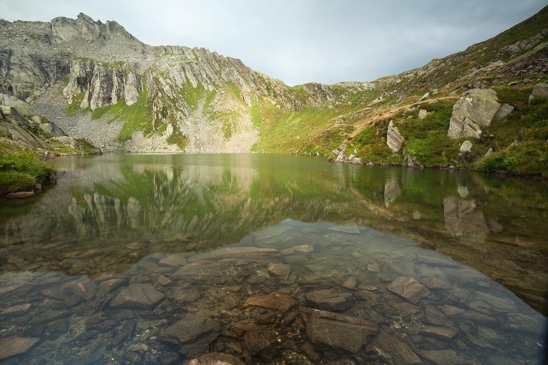 Lago Superiore, Schweiz