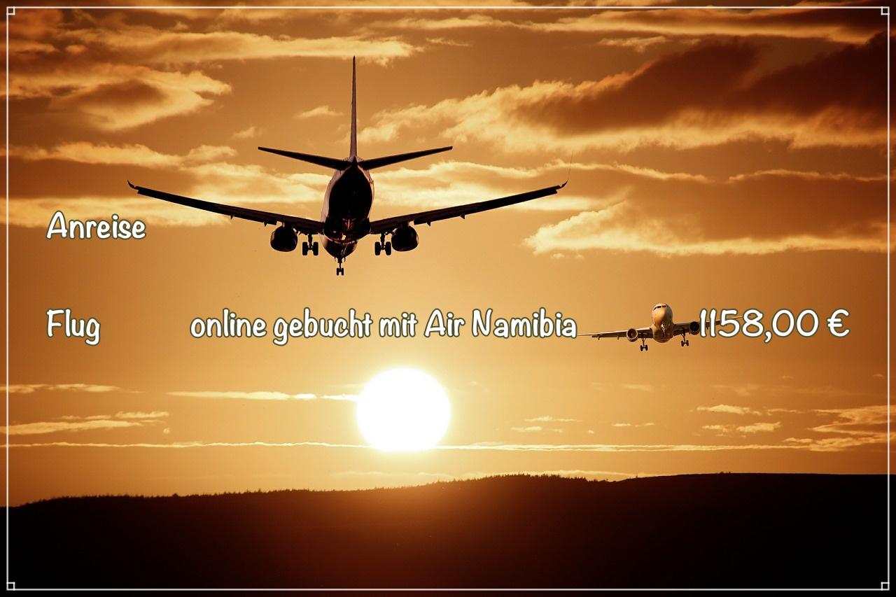 Flugpreis Air Namibia