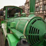 grüner Zug Colmar