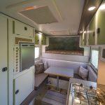 Blick ins Innere, Tischer Wohnkabine 260S, Restaurierung, Reiseblog, Reiseberichte, Isuzu D-Max, Wasserschaden
