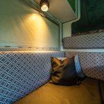 neue Lampe, Tischer Wohnkabine 260S, Restaurierung, Reiseblog, Reiseberichte, Isuzu D-Max, Wasserschaden